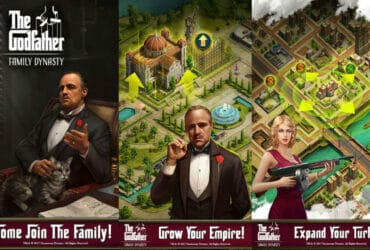 The Godfather game app