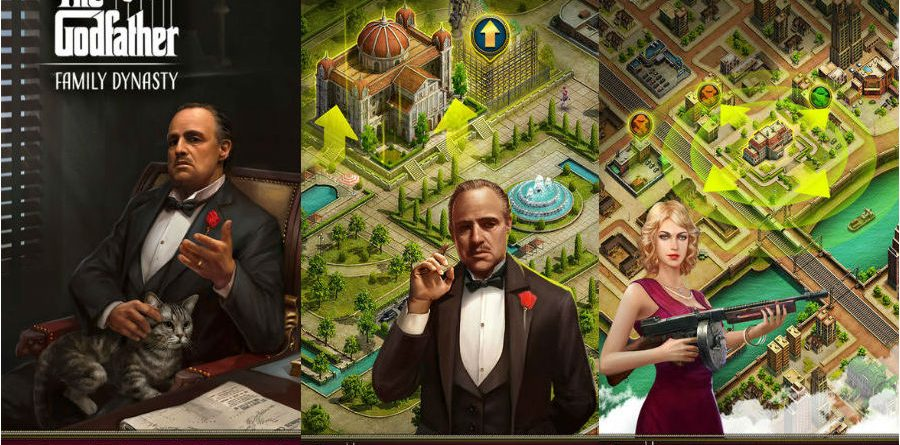 The Godfather game app the godfather game - The Godfather app 900x445 - App do Dia – The Godfather Game