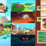 Tinker Island app