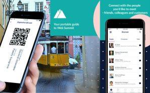 Web Summit app