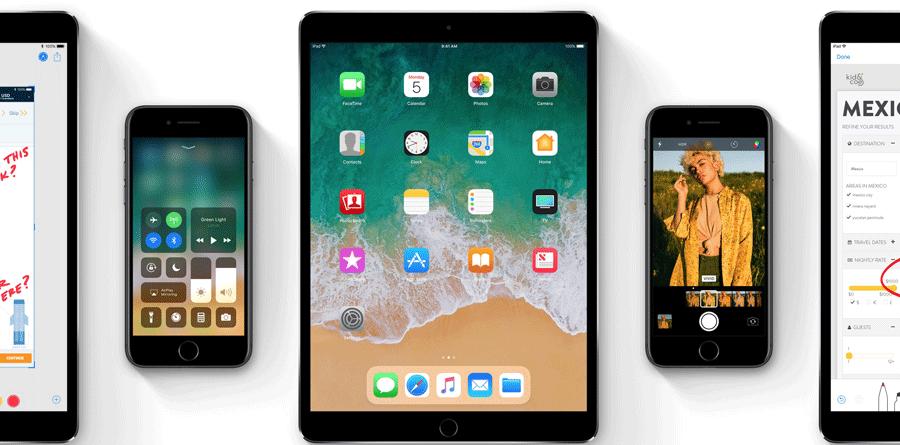 iOS-11-Hardware-01 ios Apple oferece terceira versão de teste do iOS 11.2 iOS 11 Hardware 01 900x445