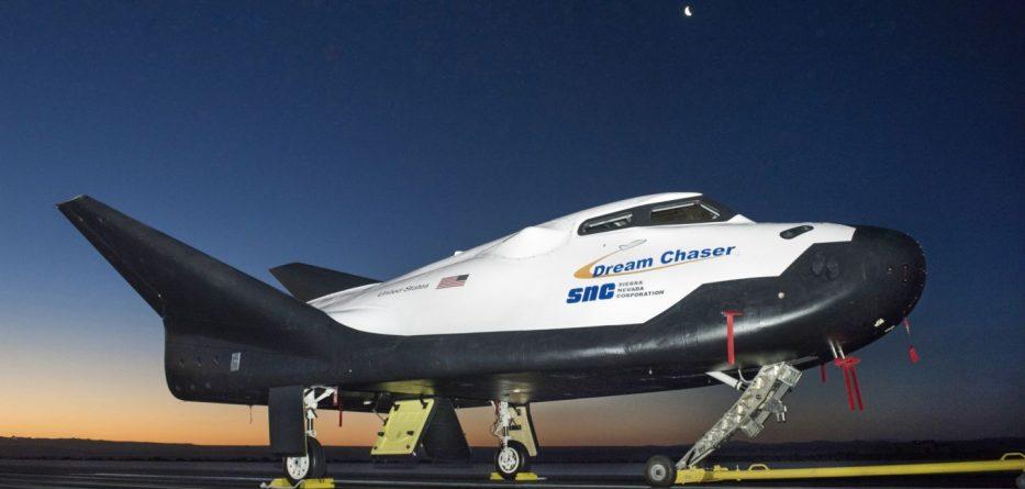 nasa - nasa 4 1440x961 933x445 - Novo vaivém espacial da NASA completa teste de aterragem