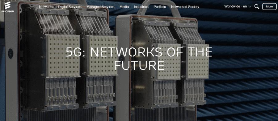 5G Networks Ericsson