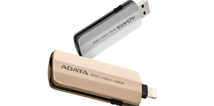 ADATA-i-Memory-AI720 ai720 - ADATA i Memory AI720 900x445 - ADATA apresenta a pen drive i-Memory AI720