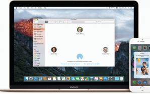 Aplicação Mac iOS New