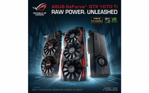 Asus GeForce GTX 1070 Ti New