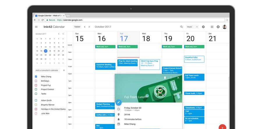 Calendario-Google-New-02 densidade - Calendario Google New 02 900x445 - Dica do Dia: Como alterar a densidade da informação no Calendário Google