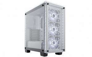 Corsair Crystal 460X White Edition