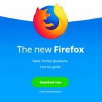 Firefox New