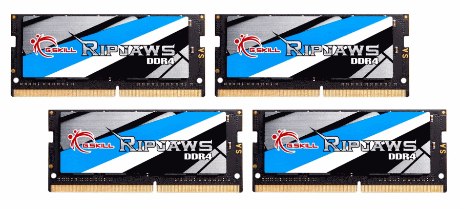 GSkill SO-DIMM DDR4 Ripjaws