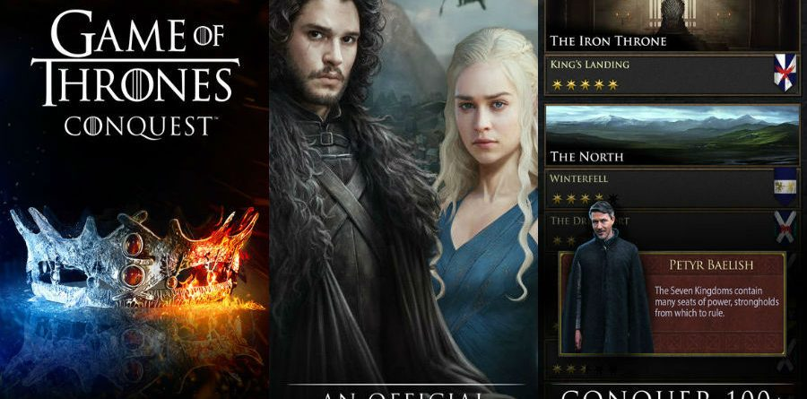 Game of Thrones Conquest app
