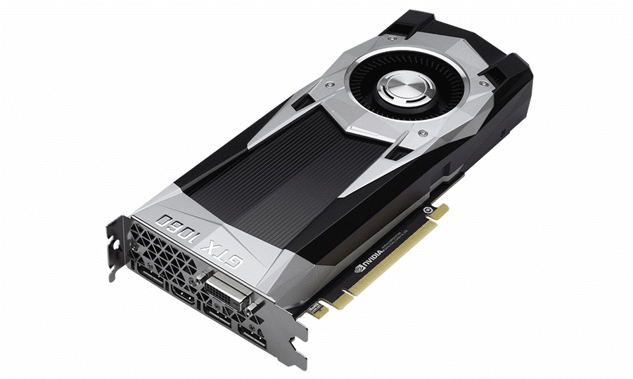 GeForce GTX 1060 New