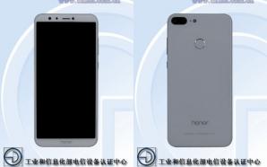 Honor TENAA New