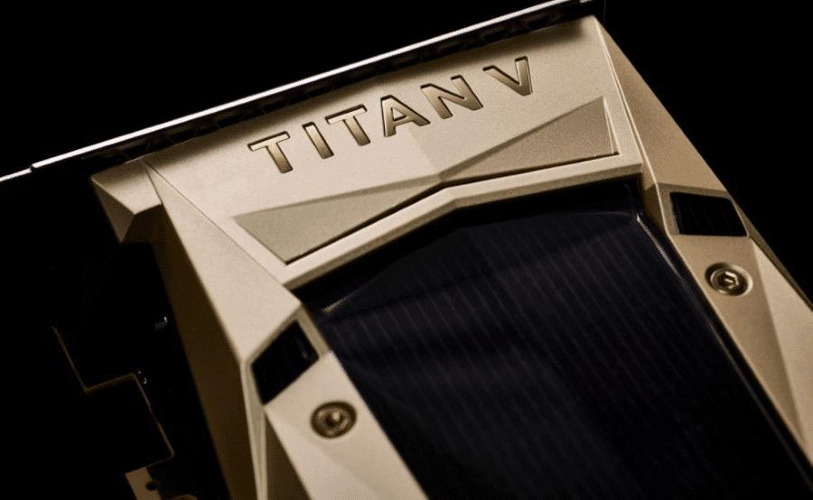 Nvidia Titan V New