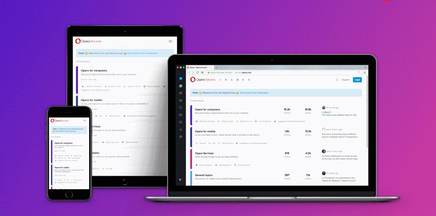 Opera Browser New