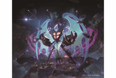 Pokemon TCG Necrozma
