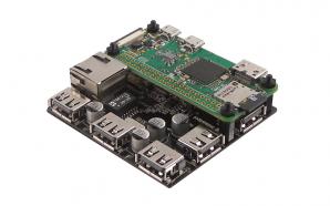 Raspberry-Zero-USB-Docking-Hub