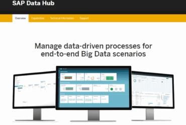 SAP Data Hub New