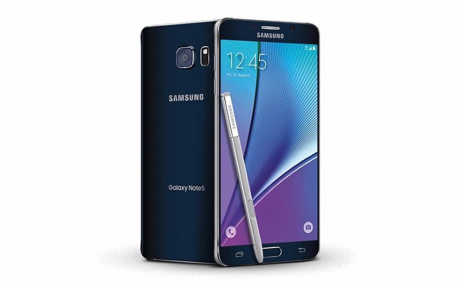 Samsung Galaxy Note 5 firmware