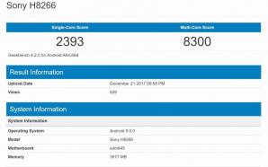 Sony Xperia H8266