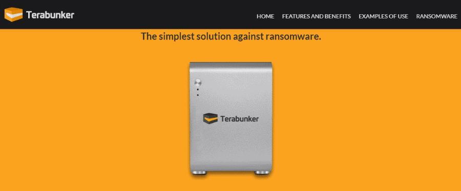 Terabunker Eurotux New ransomware - Terabunker Eurotux New - Chegou uma nova solução contra ataques de ransomware