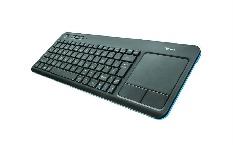 Veza Touchpad Wireless Keyboard