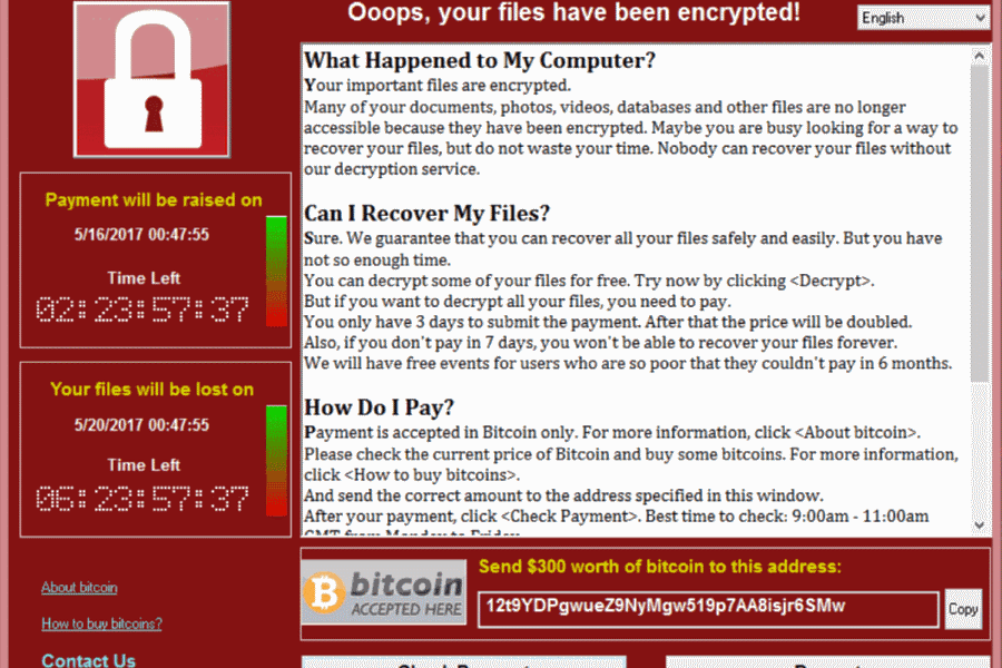 Wannacry New