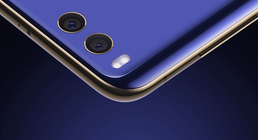 Xiaomi Mi 6 Cam Back New