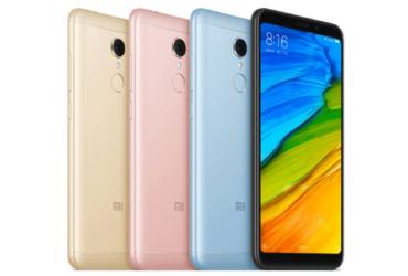 Xiaomi-Redmi-5-New