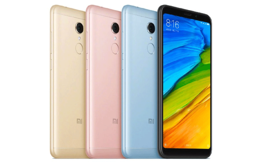 Xiaomi-Redmi-5-New