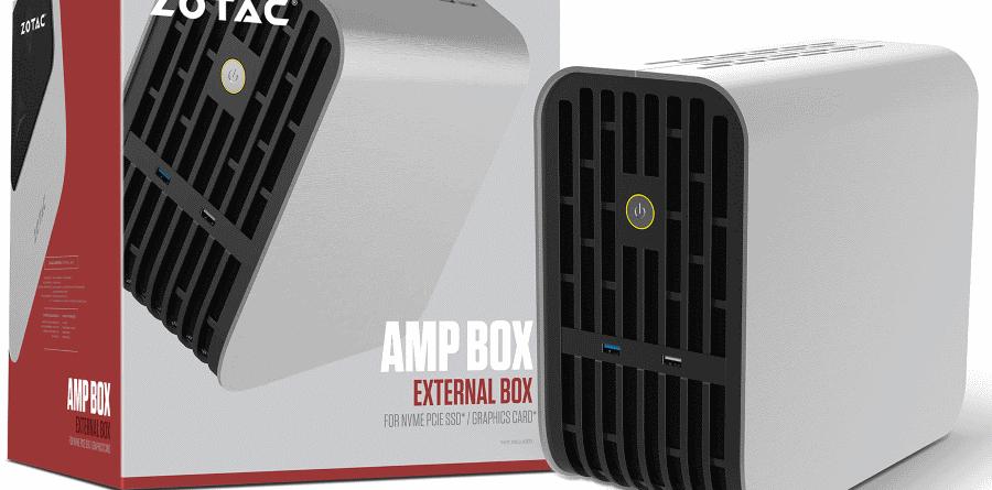 Zotac Amp Box