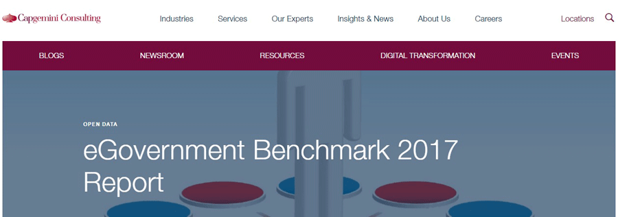 eGovernment-Benchmark-2017
