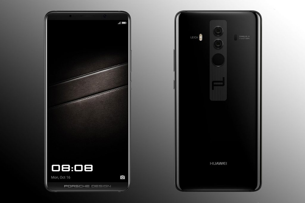 Huawei Mate 10 Porsche Design