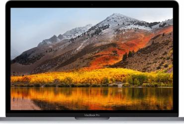 macOS High Sierra 10 New