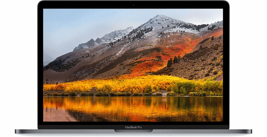 macOS High Sierra 10 New