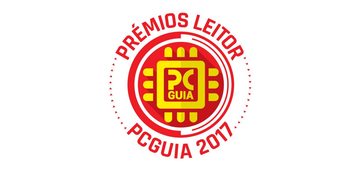 Prémios Leitor PCGuia 2017