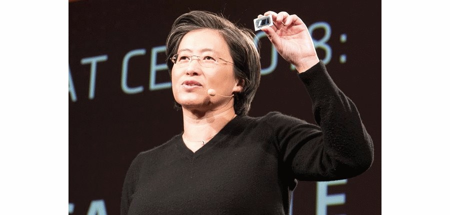 AMD Lisa Su New