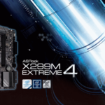 ASRock X299M Extreme4 New