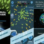 Bacterial takeover app