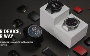 Blocks Wearables Smartwatch