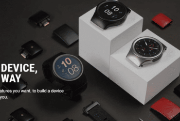 Blocks Wearables Smartwatch