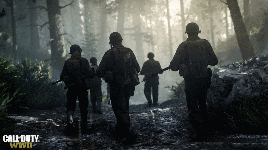 Call of Duty WWII New