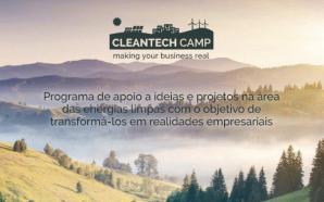 Cleantech Camp abre nova convocatória para 2018