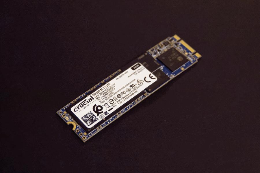 Crucial SATA SSD MX500