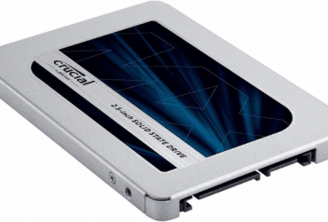 Crucial SSD MX500