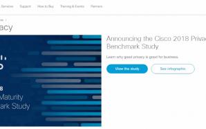 Data Privacy Cisco