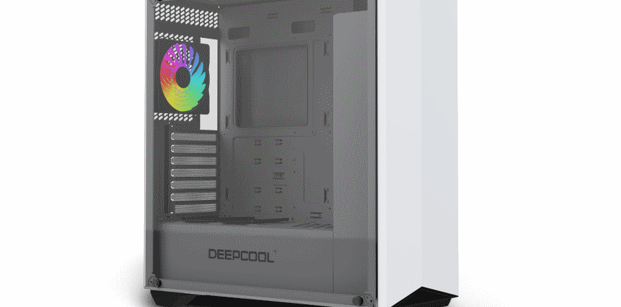 DeepCool Earlkase RGB White Edition