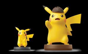 Detective Pikachu Amiibo Nintendo 3DS