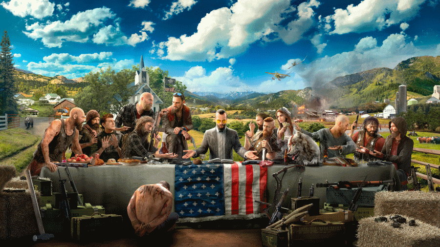 Far Cry 5 New