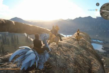 Final Fantasy XV New